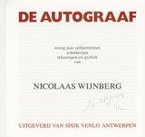Nicolaas Wijnberg, De Autograaf, boek, ets_